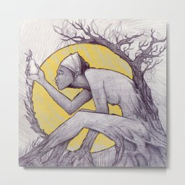 bearing fruit Metal Print