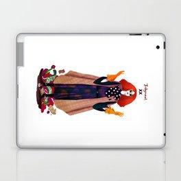 Myrtle snow  Laptop & iPad Skin