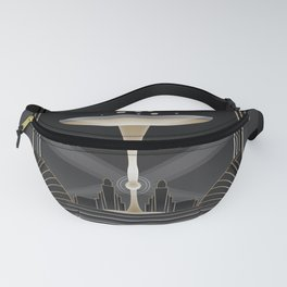 Art deco design VI Fanny Pack