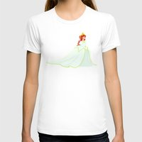 ariel T-shirts featuring Ariel by Delucienne Maekerr