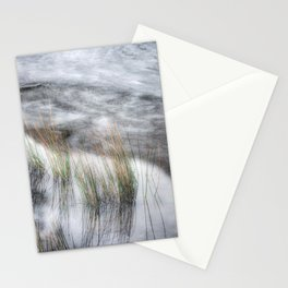 As The Ice Melts Stationery Cards