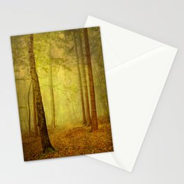 fairytale path Stationery Cards
