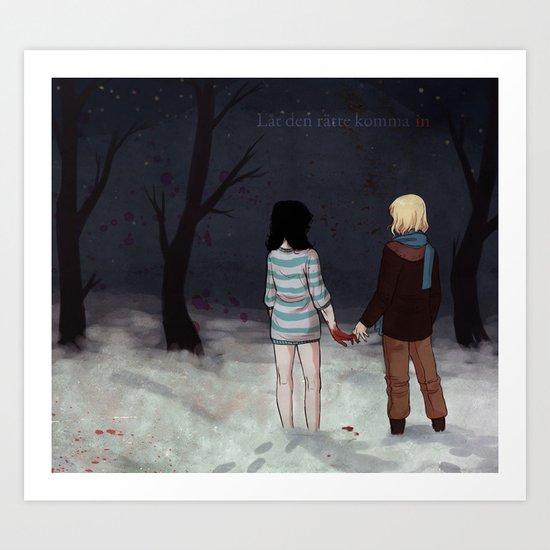 lettherightonein Art Print