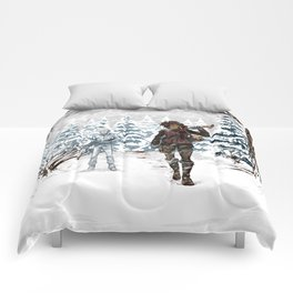 Under the Dead Skies - Snow Comforters