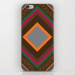 Incas' Culture Heritage iPhone Skin