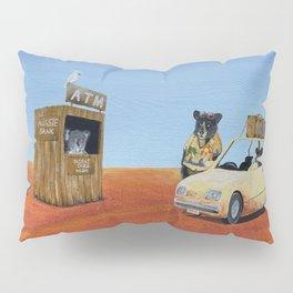 The Outback ATM Pillow Sham