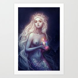 Treasure From the Deep Art Print