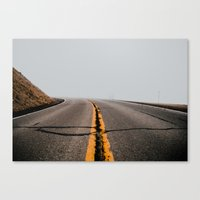 silent hill Canvas Prints featuring Silent Hill by Brett Brooner