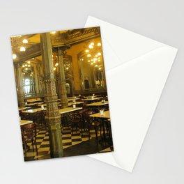Café Iruña Stationery Cards
