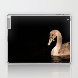 Young Swan Laptop & iPad Skin