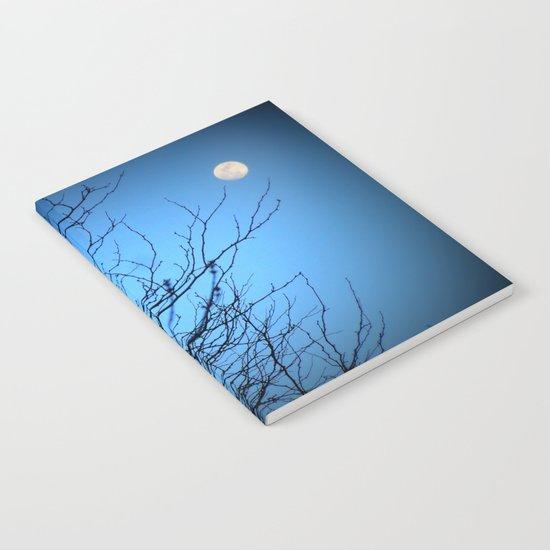 Moonlight at Dusk 2 Notebook