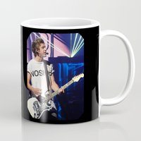 niall Mugs featuring Niall by clevernessofyou