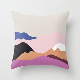 Landscape Two Throw Pillow