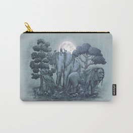 Midnight in the Stone Garden (colour option) Carry-All Pouch