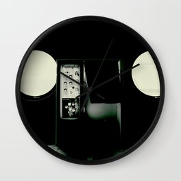 photo booth Wall Clock