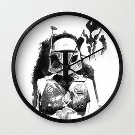 Star Wars - Boba Fett Wall Clock
