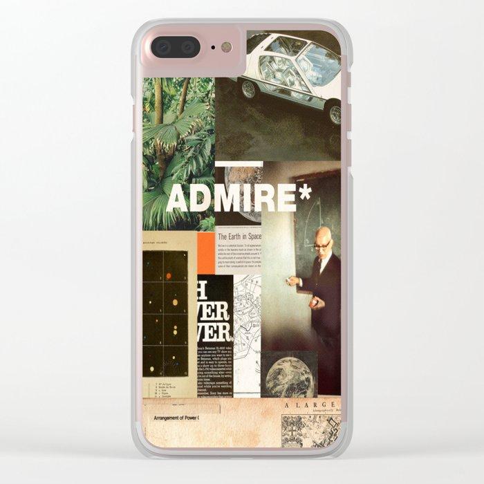 Admire Clear iPhone Case