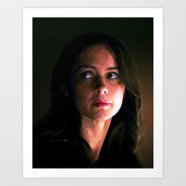 Root - Person of Interest Art Print