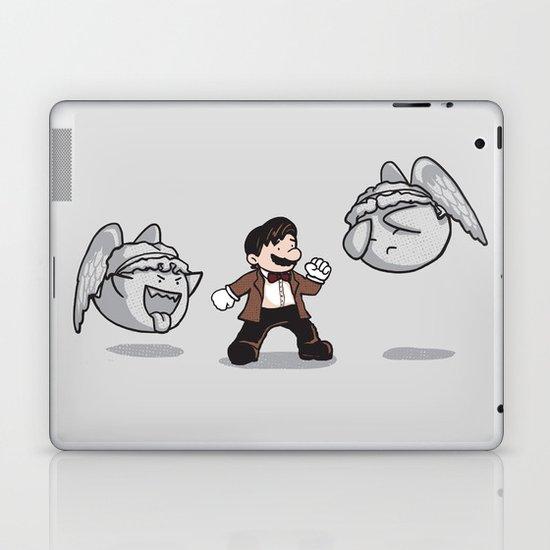 Weeping Boo's  Laptop & iPad Skin
