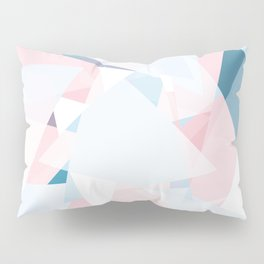 Light Triangle Pattern Pillow Sham
