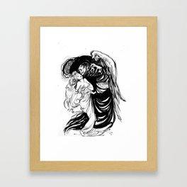 KT HOLLYWOOD Framed Art Print