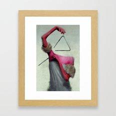 Three furies - A Framed Art Print