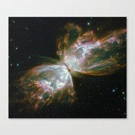 The Butterfly Nebula Canvas Print