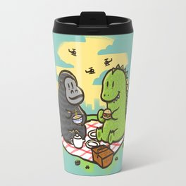 Let's have a break Travel Mug