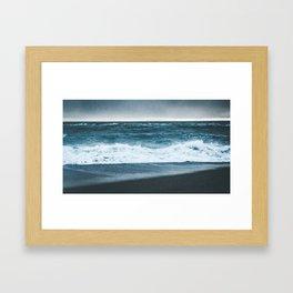 Point Reyes Sea Shore Framed Art Print
