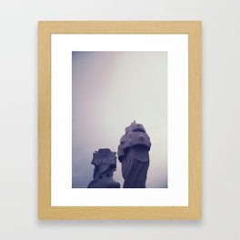 Gemini I Framed Art Print