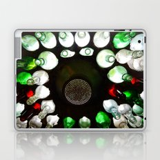 Bottle Wall and Vent Laptop & iPad Skin