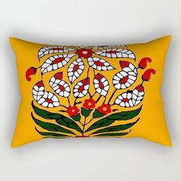 Mosiac Culture Rectangular Pillow