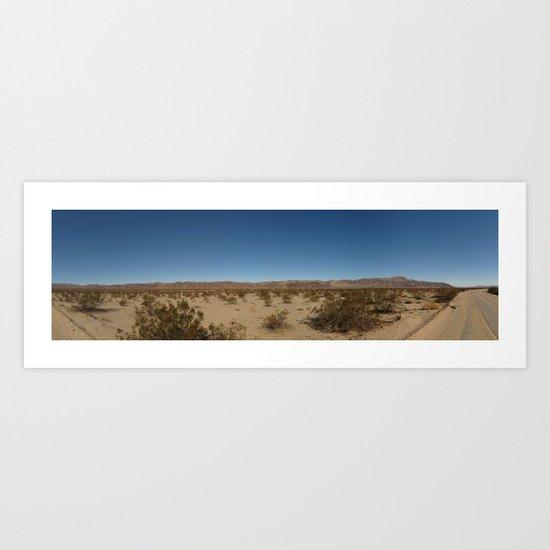 Plain and Simple Art Print