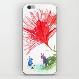 Meeting iPhone Skin