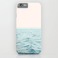 Sea Breeze #society6 #decor #style #tech Slim Case iPhone 6