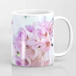 Under the Cherry Blossom Tree-picture 1 Coffee Mug