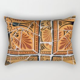 Gaudi Series - Parc Güell No. 3 Rectangular Pillow