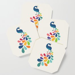 Dreamy Petal Coaster