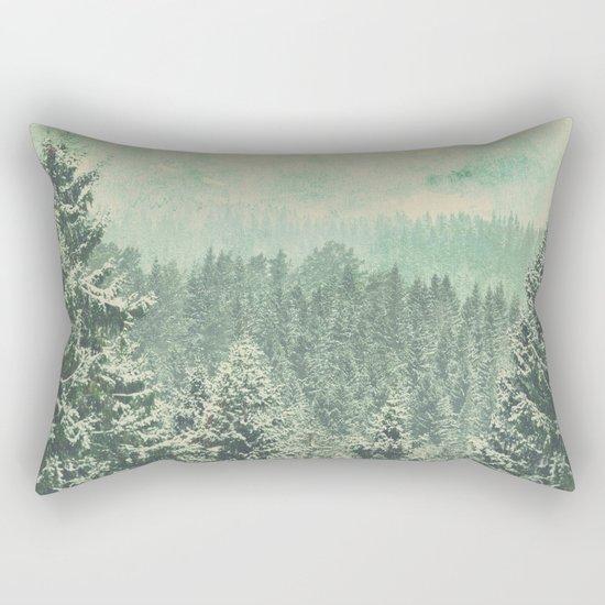 Fading dreams Rectangular Pillow