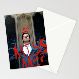 Miss me? (Moriarty) (Sherlock) (Unofficial) Stationery Cards