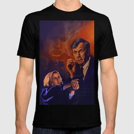 I Want To Believe - Cigarette Smoking Man - Trust No One - The Truth Is Out There T-shirt