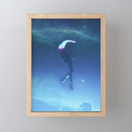 Praised Framed Mini Art Print
