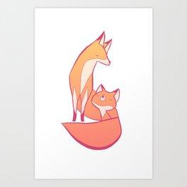 Fil Art Print