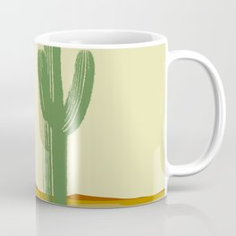 The Lonely Cactus - Summer Coffee Mug