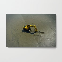 Little helper Metal Print
