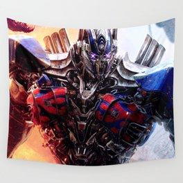 optimus Wall Tapestry