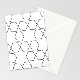 HexiStars Stationery Cards