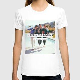 jonas brothers happiness walk 2021 desem T-shirt