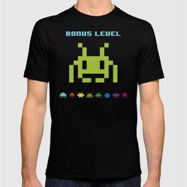 Space Invader VI T-shirt