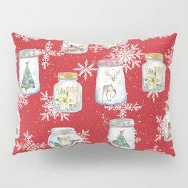 Christmas Jars Pillow Sham